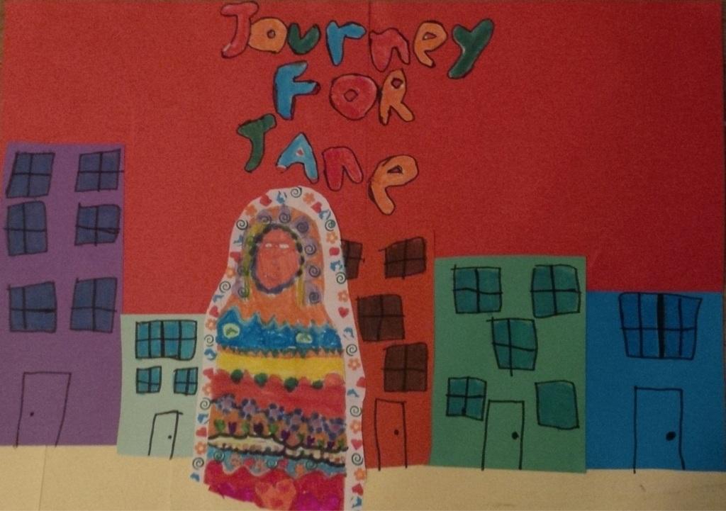 Journey for Jane - by Isla Kelly