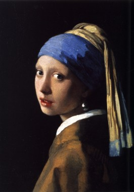 The Girl with the Pearl Earring - Vermeer