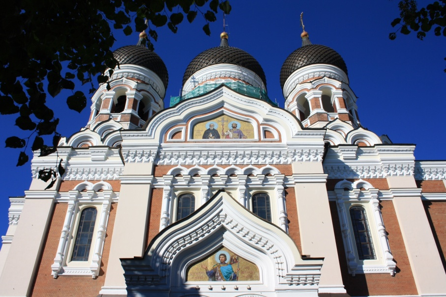St. Alexander Nevsky Russian Orthodox Cathedral