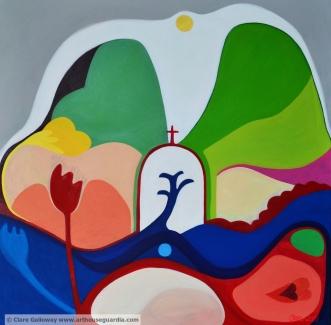 Monte Taburno - Clare Galloway